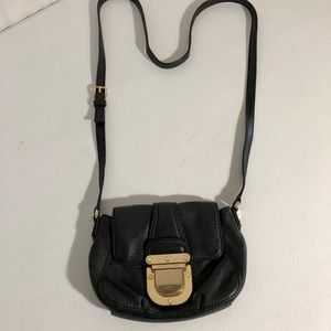 Michael Kors Charlton Black Crossbody Bag